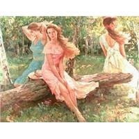 oil paintings-yx