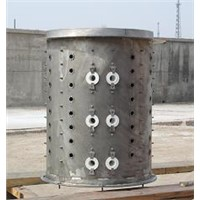 structural parts for vacuum furnace