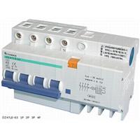 DZ47L, C45L Earth Leakage Circuit Breaker