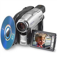 Sony DVD Camcorder