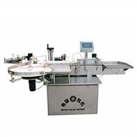 TB-100A Vertical Adhasive Labeling Machine