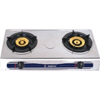 Double Burner Gas Stove (090)