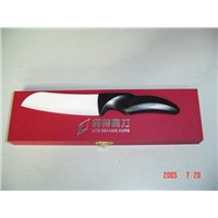 Culinary ceramic knife