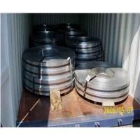 hot dip galvanized steel strip (coil)