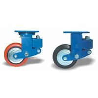 C721 series shock-absorbation casters