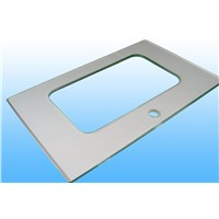 basin floor glass