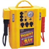 Portable Rechargeable Power station&Air compressor