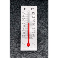 Cardboard Thermometers