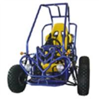 150cc Go-Kart Single Seat