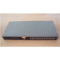 24 Port 10/100M Fast Ethernet Switch
