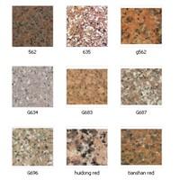 red china granite