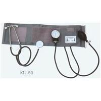 Aneroid Sphygmomanometer with Single Stethoscope