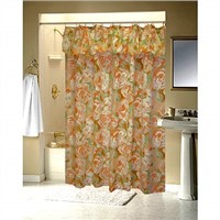 ballon  shower curtain