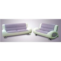 Sell Leather Sofa SR209