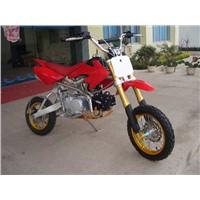 all alloy  dirt bike