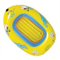 inflatable baby duck boat