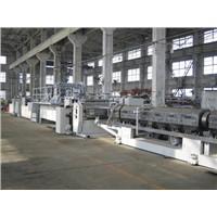 set of aluminum composite panel production line
