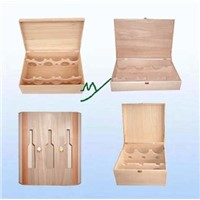 wooden wine boxes ( MY20-1003) - six bottle box