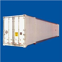 53'' AL North American Domestic Reefer Container