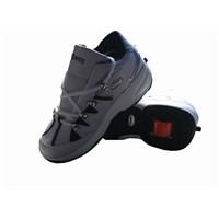Roller flying shoes
