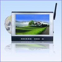 9.2inches desktop TFT LCD Monitor with DVB-T &DVD