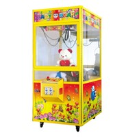Coin-operated Crane Toy Amusement Machine