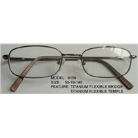 titanium memory optical frames