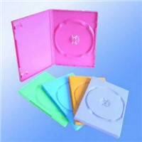 7mm,9mm,14mm Color and coarse surface DVD case