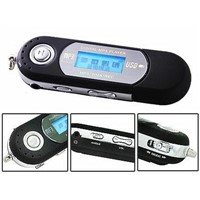 The popular flash MP3 players in European and USA