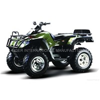 4WD 300cc ATV with EEC&EPA,water cooling,shaft