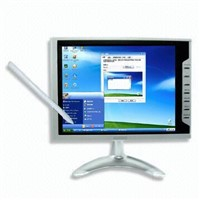 8.4inch Desktop VGA touch monitor for car PC