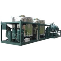 gas engine oil recycling plant