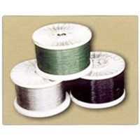 PVC or Nylon coated steel wire rope