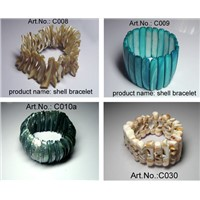 Wholesale Natural Shell Jewelry (Mother of Pearl)