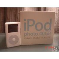 Apple iPod Photo (40 GB, M9585LL/A) MP3 Player