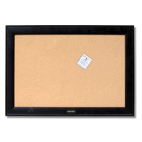 cork bulletin board with MDF Frame