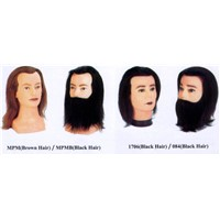 mannequin heads,lesson wigs