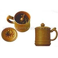 100% Manual Maifan Stone Teawares