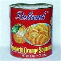 Canend mandarin orange