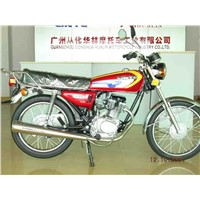125 CC Motorcycle