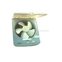 Kitchen using oil exhaust fan
