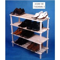 Wooden Shoe Shelf(Wooden Shoe Rack,Furnitures)