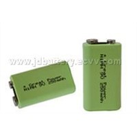 9V Ni-MH & Ni-Cd battery
