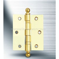 HIGH CLASS SQUARE HINGE WITH BRASS BALL TIP
