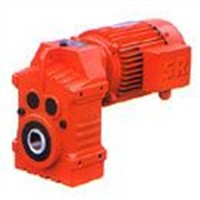 FC Series Parallel Shaft Helical Geared Motor