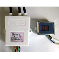 Igniter with LCD Temperature Displayer for Flue Type Gas Water Heater