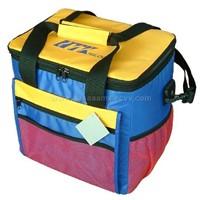 cooler bag with cooler gel