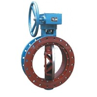 American Flanged Butterfly Valve Series