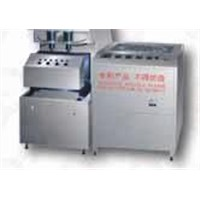 ZK-2E VERSATILE PLASTIC BLOW MOLDING MACHINE