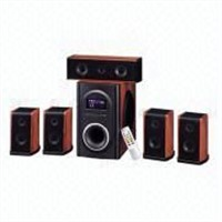 DR-8606 Home Theater System